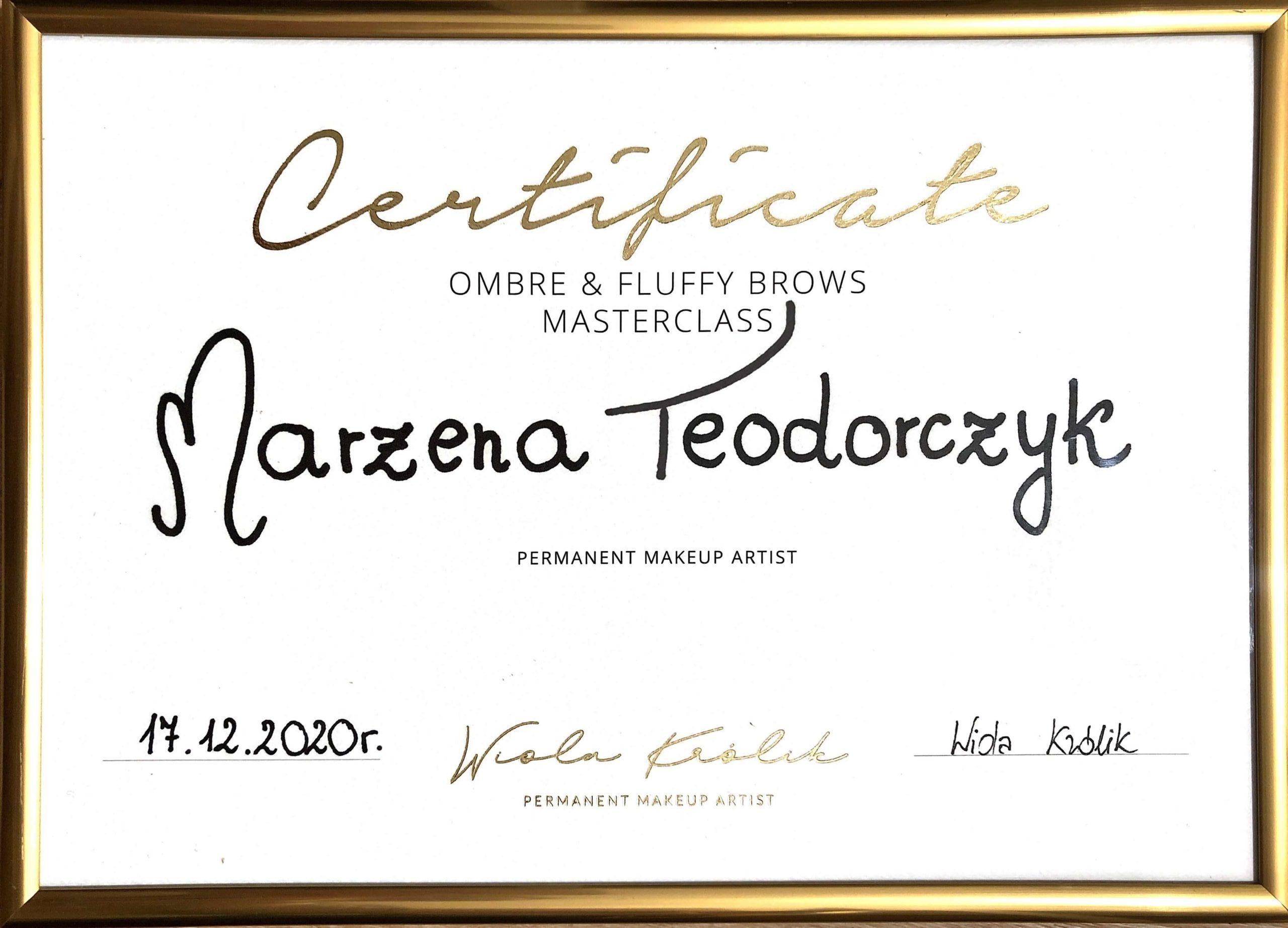Certyfikat_Marzena Teodorczyk